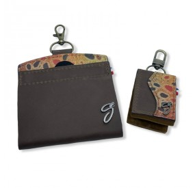 Combo 2 accessoires bicolores / cuir Limited Edition